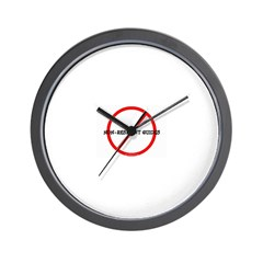 NON-RESIDENT GUIDES Wall Clock