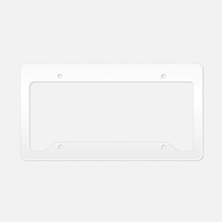 taxi-2 License Plate Holder