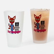 foxy Drinking Glass