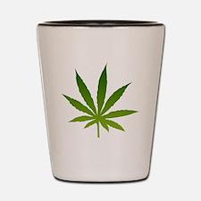 Cannabis Thong Shot Glass