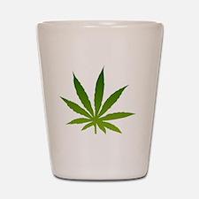 Cannabis Hat Shot Glass