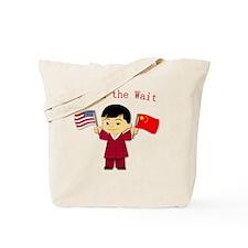 Chinese_Boy Tote Bag