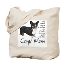 Corgi Mom Tote Bag