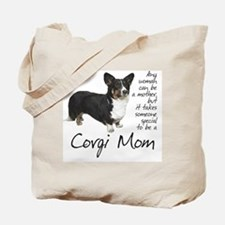 Corgi Mom Tote Bag