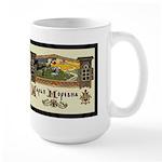 Russian Folk Art Large Mug