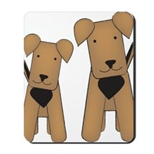 airedales_cafepress Mousepad
