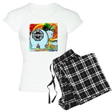 polar bear oops lost Pajamas