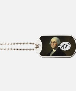 george-washington-rec Dog Tags