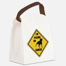 awareness alley Canvas Lunch Bag