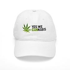 Cannabis Ceramic Baseball Cap