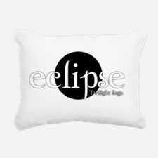 eclipse4 Rectangular Canvas Pillow
