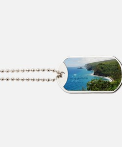 Big Island Hawaii Sticker Dog Tags