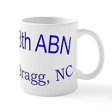 1st Bn 508th ABN Cap Mug