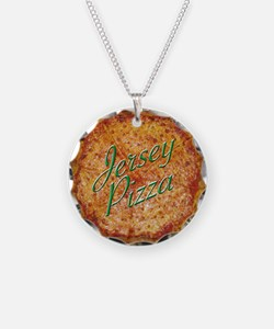 Jersey Pizza Necklace