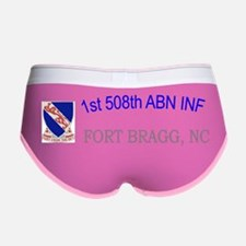 1st Bn 508th ABN Cap1 Women's Boy Brief