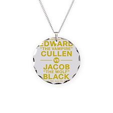 edward-vs-jacob_gold Necklace