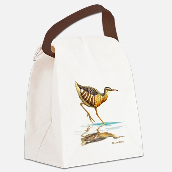 clapper rail Canvas Lunch Bag