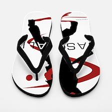 Baseball 41 Flip Flops