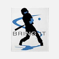 Baseball 28 Throw Blanket