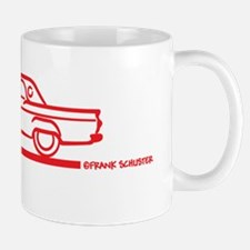 57 T Bird_Top_Red Mug
