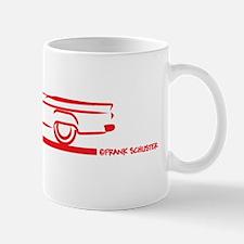 57 T Bird_Convert_Red Mug