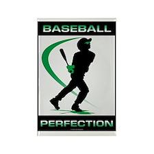 Baseball 14 Rectangle Magnet