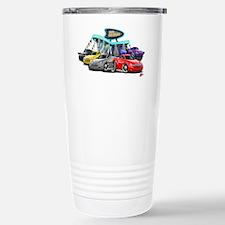 SSR Car Dealer Scene Travel Mug