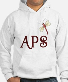 Living with APS - Dragonfly Hoodie