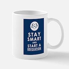 LOVE REVOLUTION Deep Blue Mug