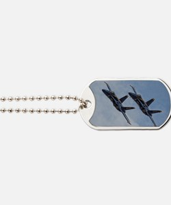 Blue Angels1 Dog Tags