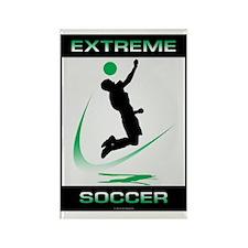 Soccer 35 Rectangle Magnet
