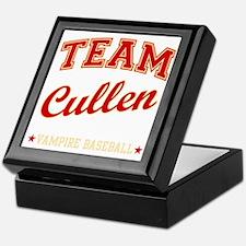 team-cullen Keepsake Box