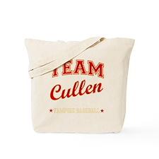 team-cullen Tote Bag