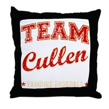 team-cullen_ds3 Throw Pillow