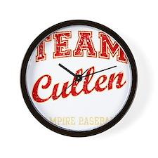 team-cullen_ds3 Wall Clock