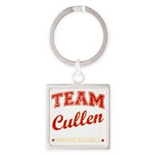 team-cullen_ds3 Square Keychain