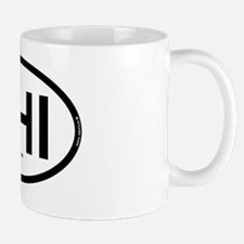 chi oval master 1 Mug
