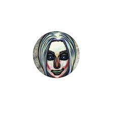 avatar scary mary Mini Button