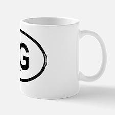 helen georgia oval 1 Mug