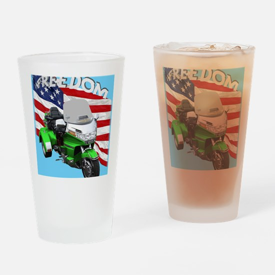 AB08 C-MOUSE FREE GREEN Drinking Glass