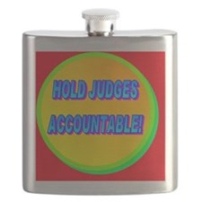 HOLD JUDGES ACCOUNTABLE! Flask