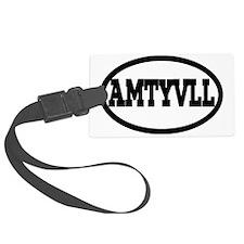 Amityville Luggage Tag
