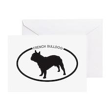 French-Bulldog Greeting Card