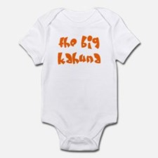big kahuna Infant Bodysuit