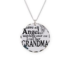 grandma angel Necklace