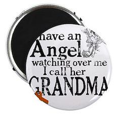 6-grandma angel Magnet