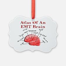 Atlas Of An EMT Brain Ornament