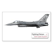 fighting_falcon_f16_555_fs_squ Decal