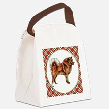 RDORN-finnish-spitz Canvas Lunch Bag