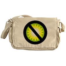 NO BP CIRCLE Messenger Bag